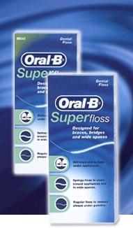 Zobna nitka Oral-B Super Floss