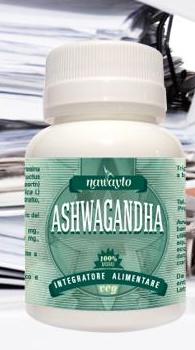 Nawayto Ashwagandha prehransko dopolnilo-60 tablet